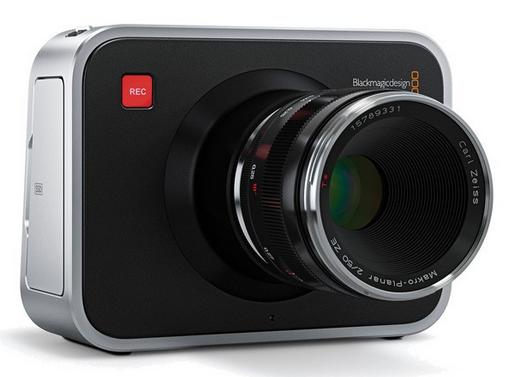 Blackmagic Design Cinema Camera MFT