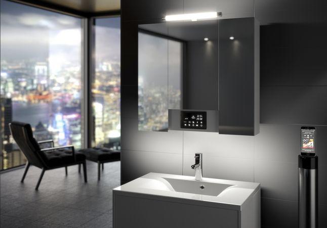 Allibert Toiletkast met 3 deuren Opty #Badkamer #Toiletkast ...