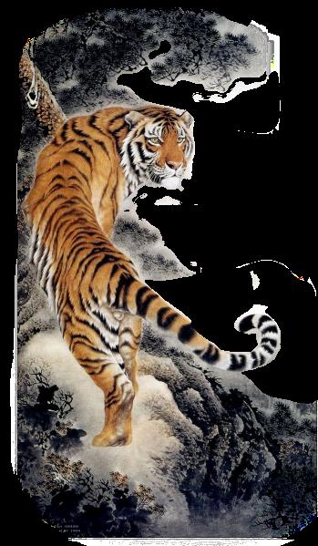 r ver de tigre tiger peinture tigre id es de. Black Bedroom Furniture Sets. Home Design Ideas