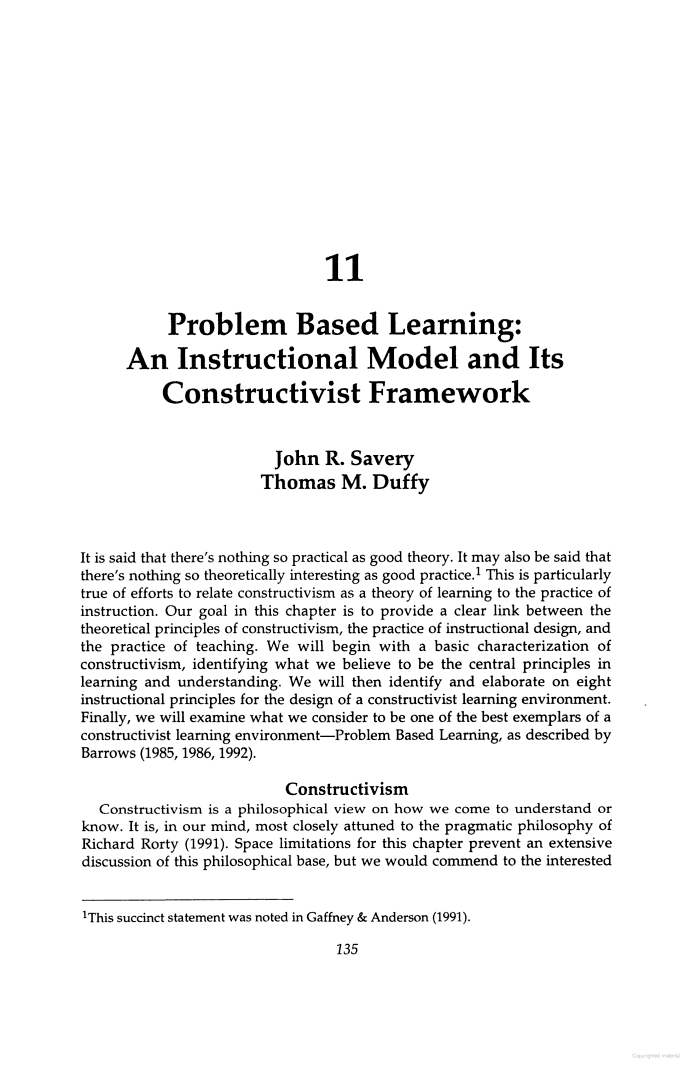 constructivist theory teaching theory essay This article is written like a personal reflection or opinion essay that states a even though constructivism as a theory and teaching techniques.