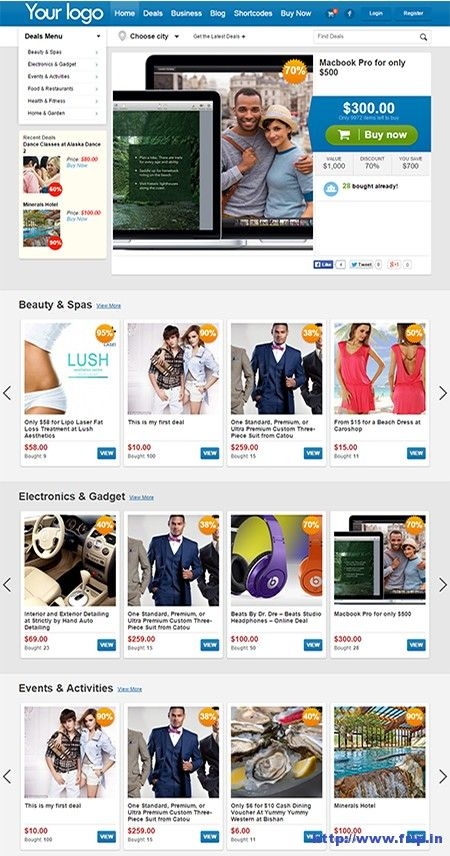 9 Best Daily Deals WordPress Themes & Plugins 2018 (Group Buying ...