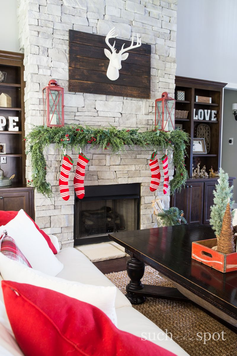 Christmas Home Decor Ideas | Beautiful Home Tour #magnoliachristmasdecor
