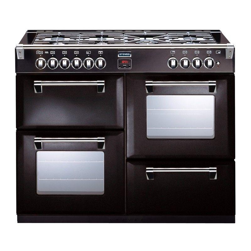 Stoves Richmond 1100DFT Dual Fuel Range Cooker 444441356