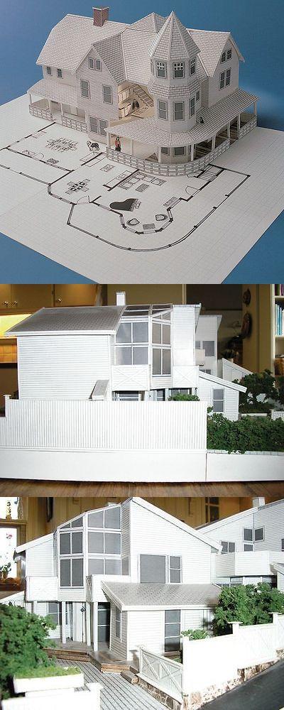 Building Plans And Blueprints 42130: Design Works 3 D Home Kit All You