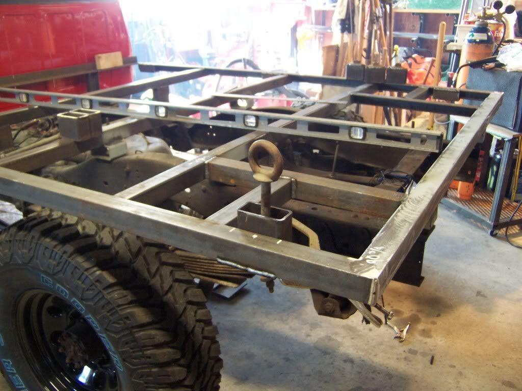 Flatbed Ideas Diesel Bombers Wooden Truck Bedding Welding