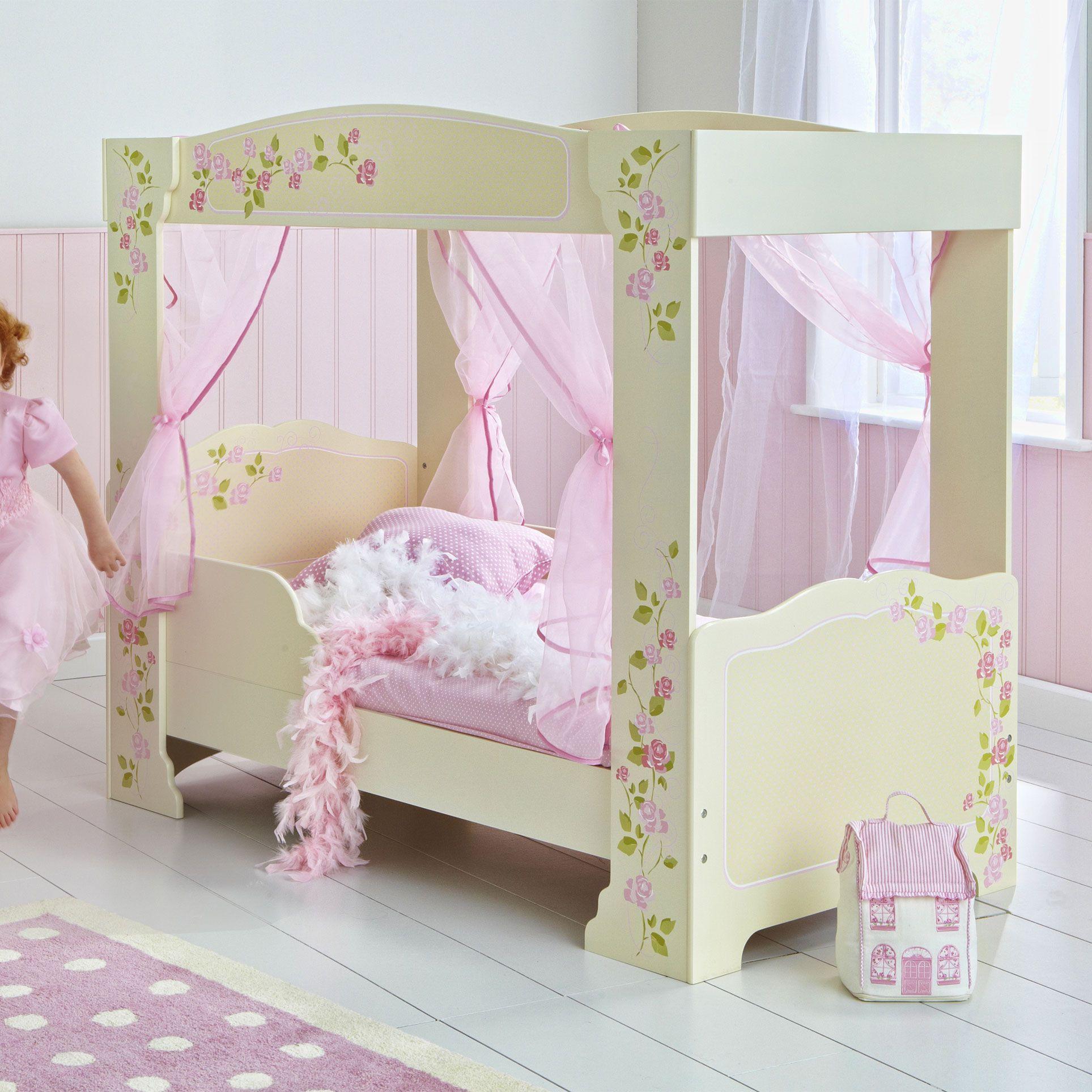 Lit à Baldaquin Pour Princesse POUR LES ENFANTS Pinterest - Lit baldaquin petite fille