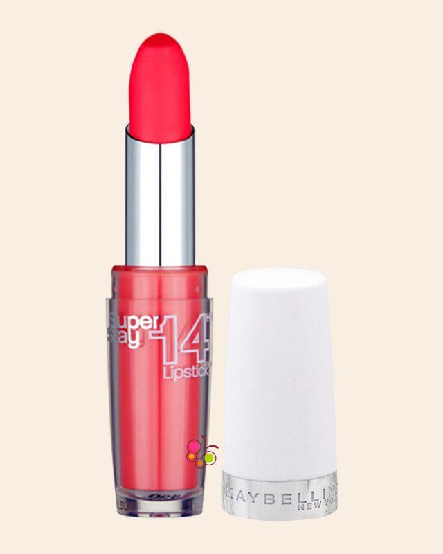 Maybelline Superstay 14hr Lipstick 14 Saat Kalıcı Ruj 575 Red Rays