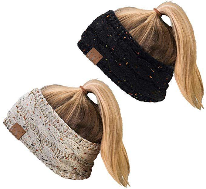 HW-6033-2-0667 Headwrap Bundle - 1 Confetti Black fc65bd04b3d3