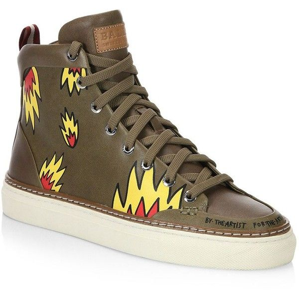 Bally Printed sneakers FCIga