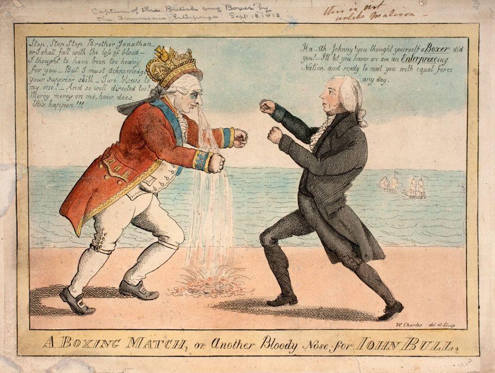 How England Instigated the Revolutionary War