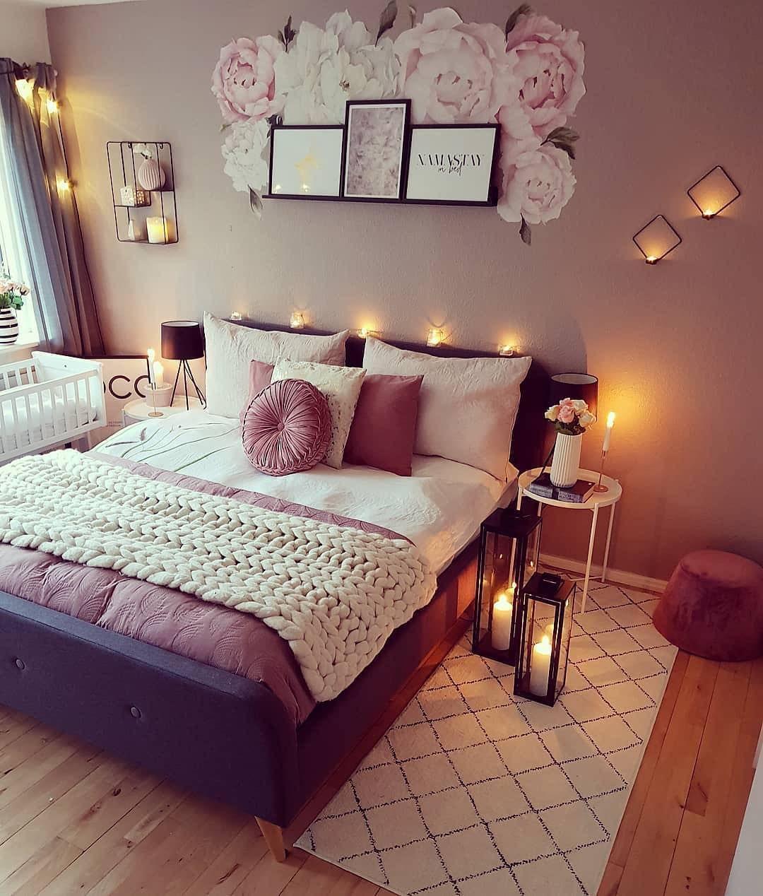 как сделать уютную спальню своими руками фото район отличают разнообразие