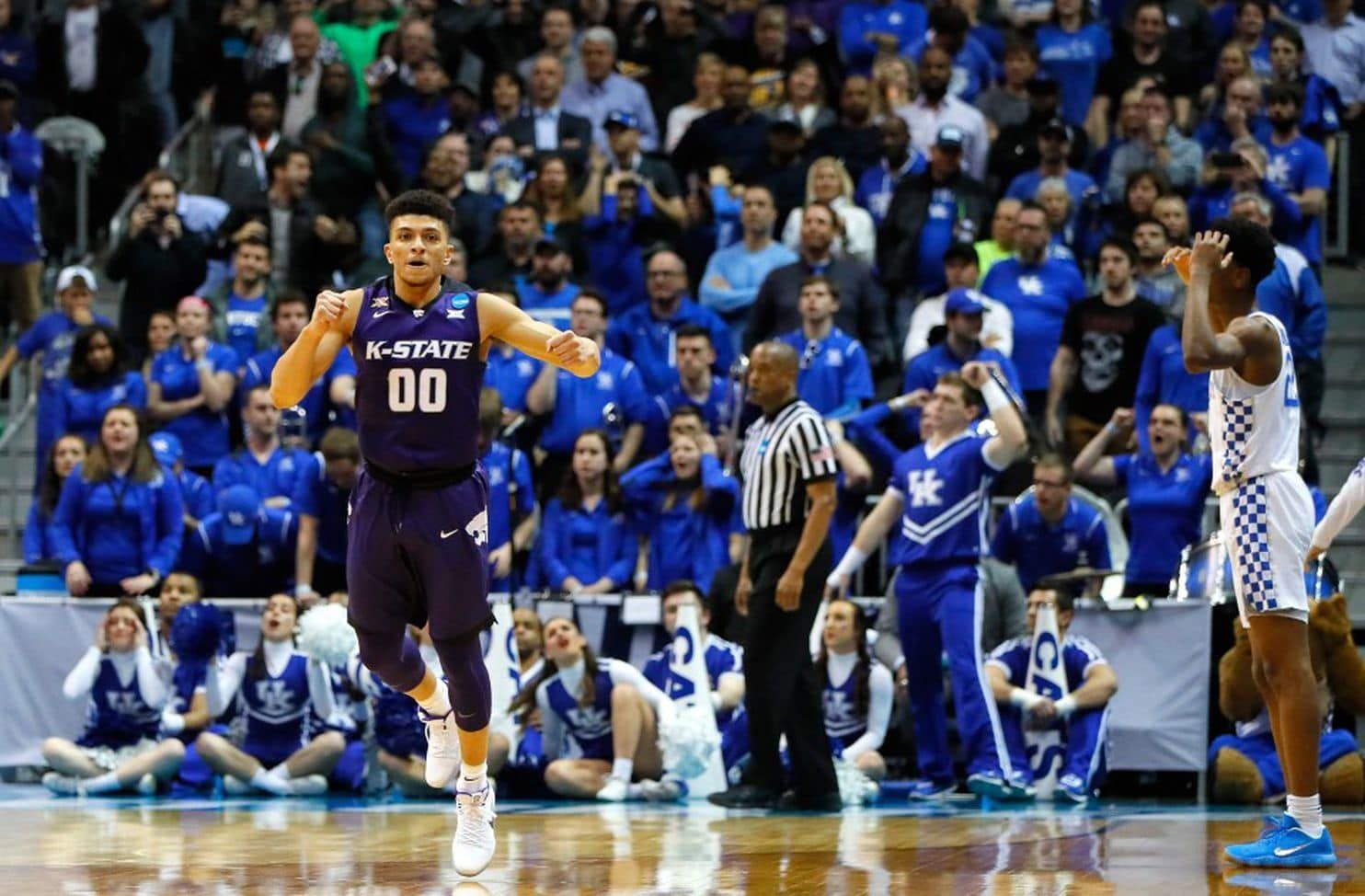 NCAA tournament 2018 Blue bloods take the stage in final