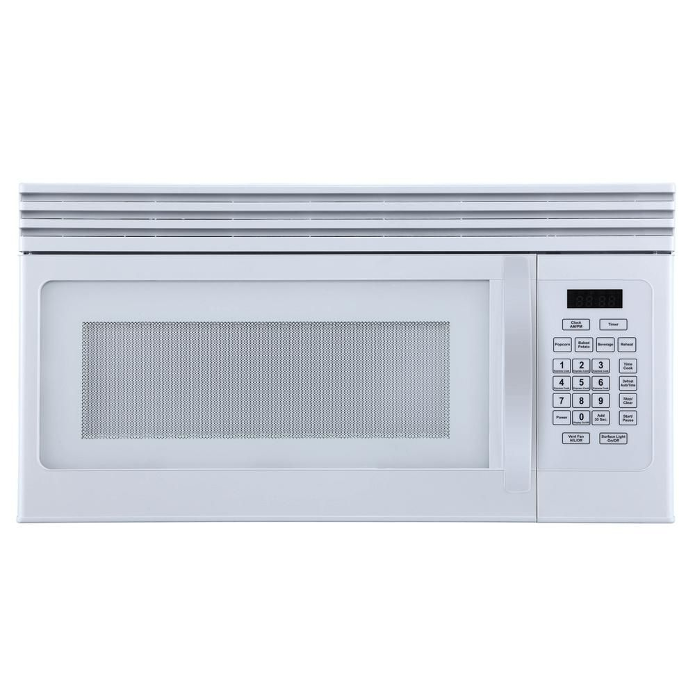 BLACK+DECKER 1.6 Cu. Ft. Over-the-Range Microwave With Top