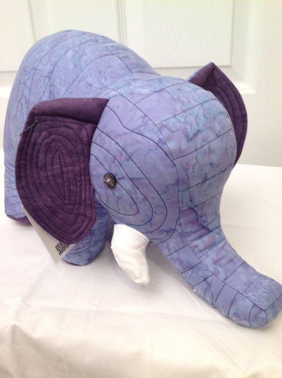 Rumpled quilt skins elephant on Etsy, $22.00 | Etsy | Pinterest ... : rumpled quilt skins - Adamdwight.com