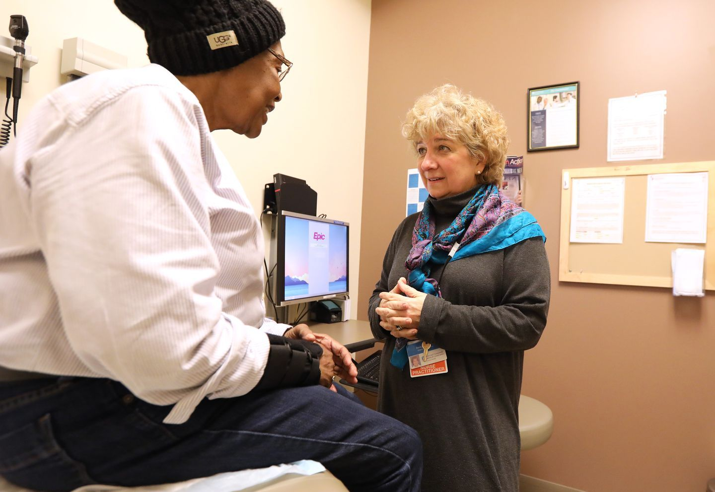 Plan to give nurse practitioners greater role in patient