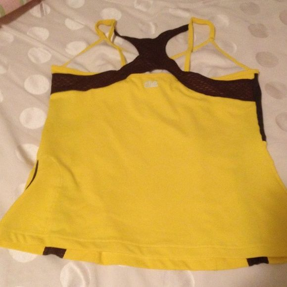 fila yellow top. fila yellow top shipping only after august 18 is a beautiful yellow top lfila fila tops i