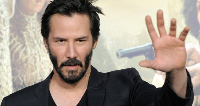 Keanu Reeves: 5 Things You Don\'t Know About Me (EXCLUSIVE)