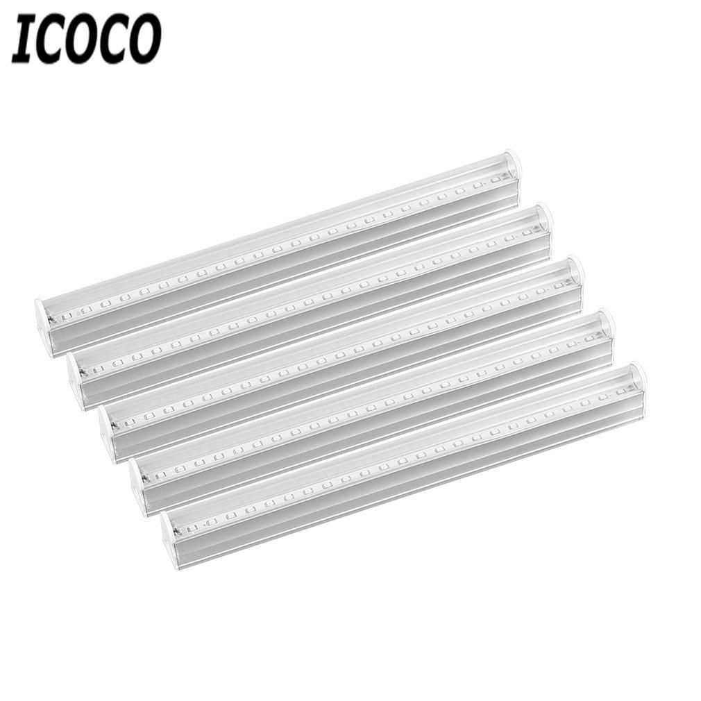 Led Grow Light Full Spectrum T5 Tube LED Indoor Plant Lamp Hydroponic System Greenhouse LED Grow Lamps for Plants Lamp Kits