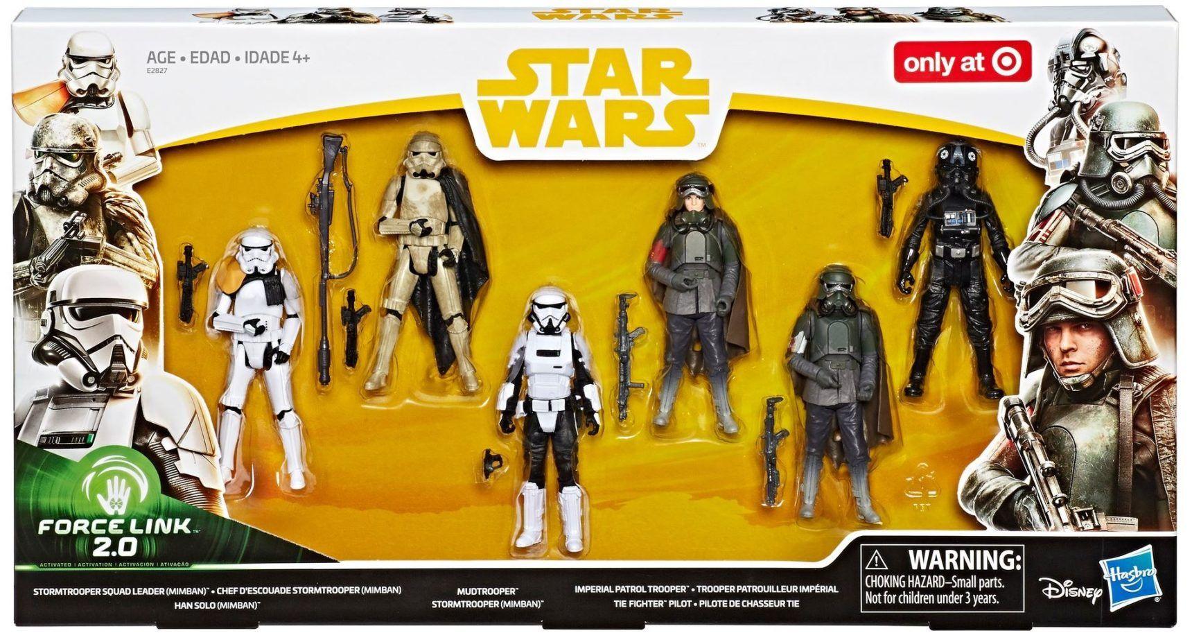 Star Wars Han Solo Force Link 2.0 mine Escape