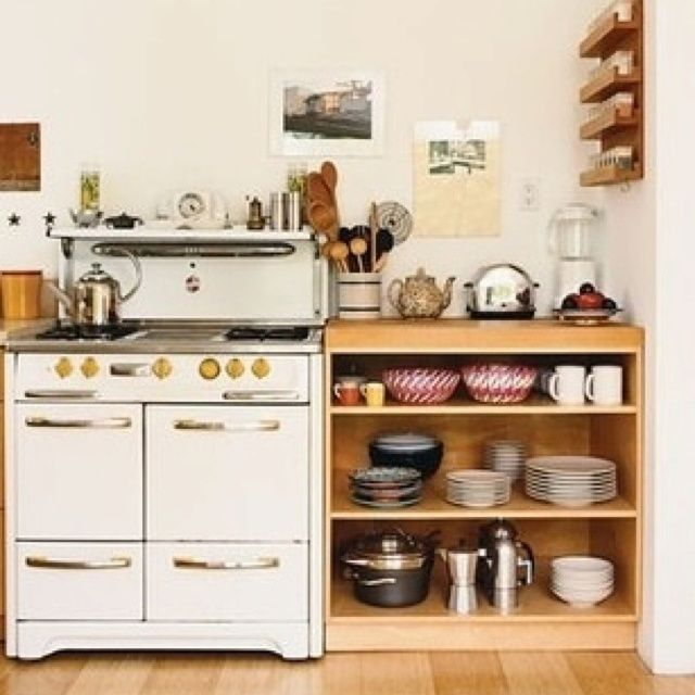 Lower Kitchen Cabinets: Open Lower Kitchen Cabinets