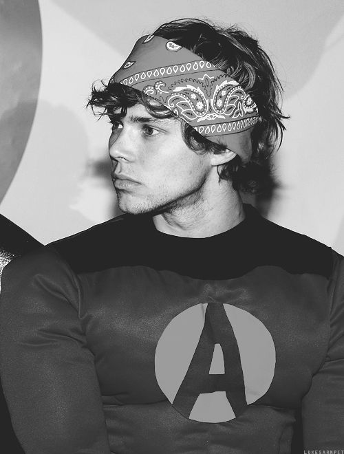 You're my super hero Ash <3