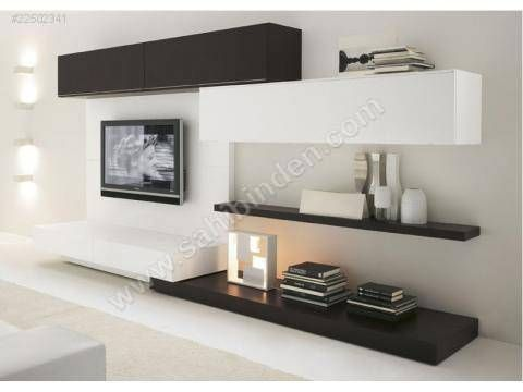 Wohnzimmer Stauraum ~ Besta tv plasma lcd unit perfect design on ebay.com 31750451