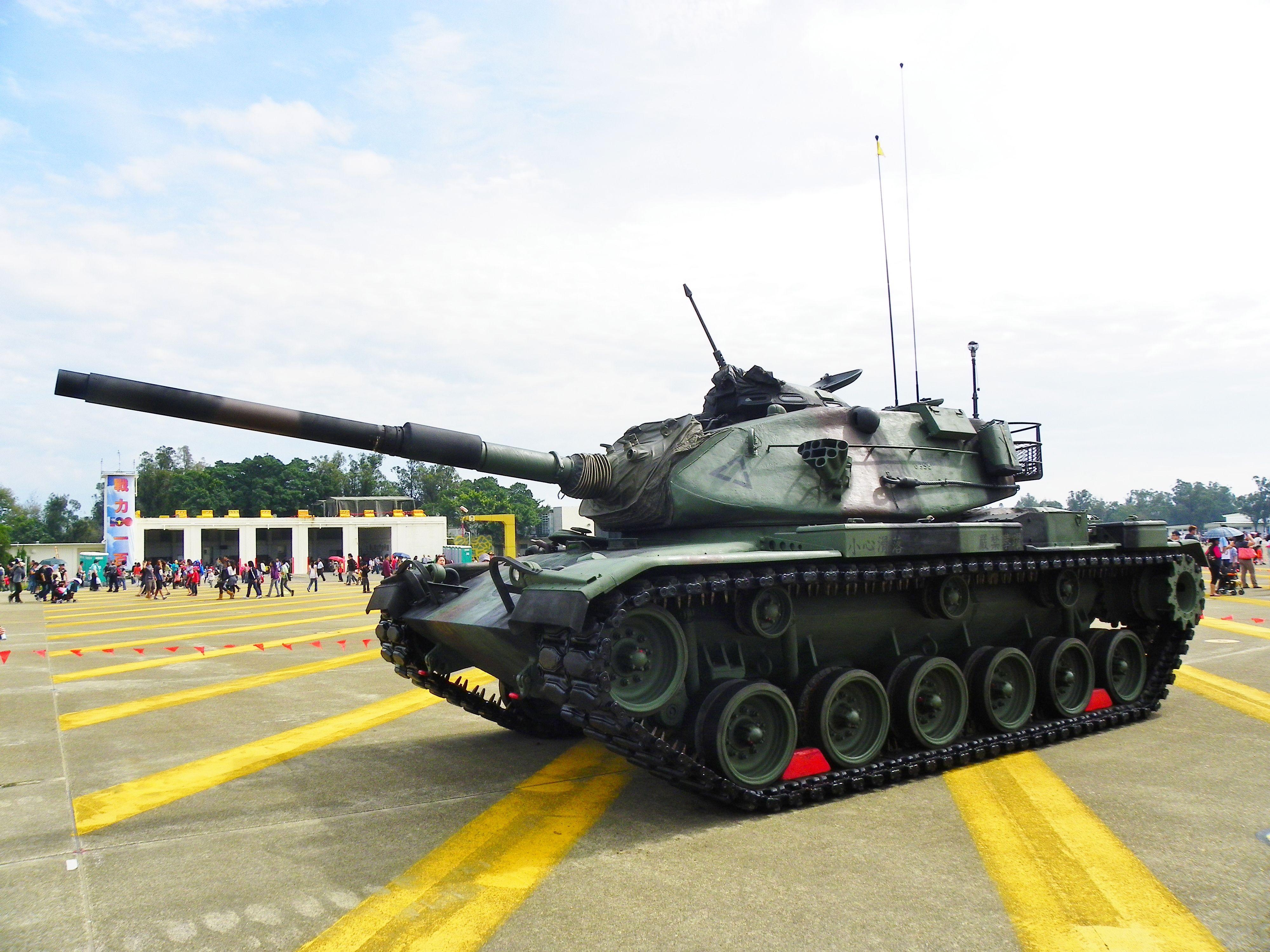 Resultado de imagen para TTS M60A3