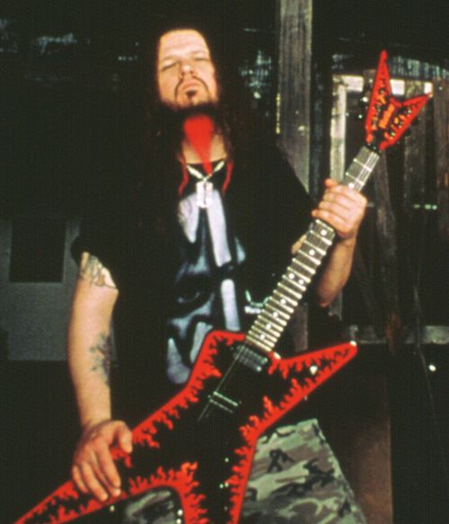 tribute pantera and damageplan guitarist dimebag darrell s friends and family remember him five. Black Bedroom Furniture Sets. Home Design Ideas