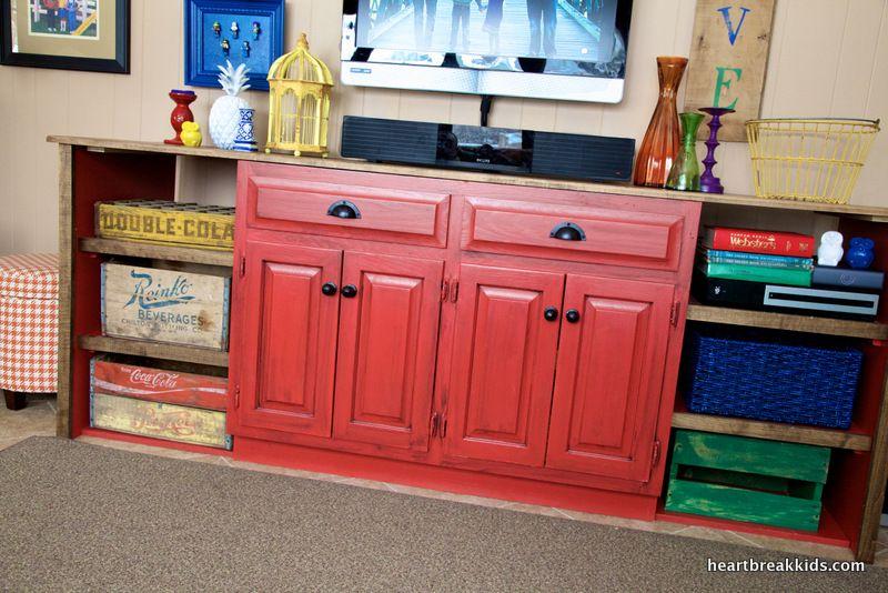 heart break kids   blog   family room update   kitchen cabinets that i turned into heart break kids   blog   family room update   kitchen cabinets      rh   pinterest com