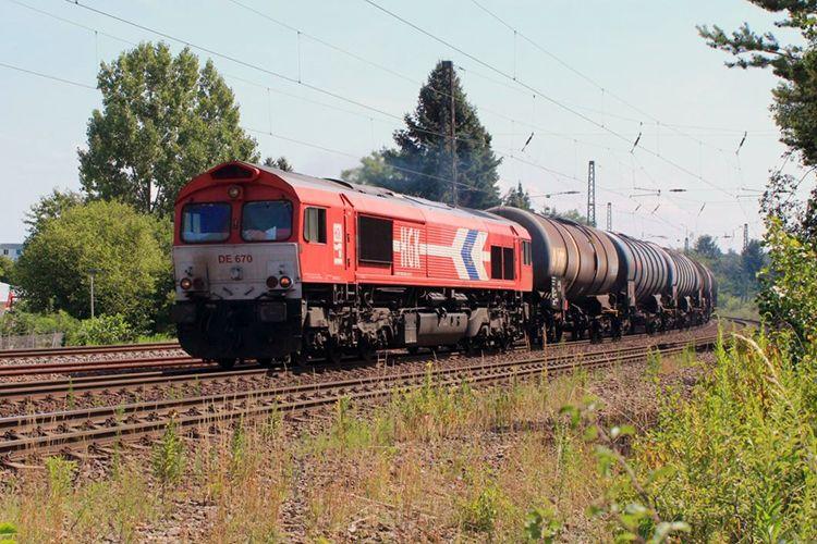 """EMD 20028453-3 - RheinCargo """"DE 670"""""""