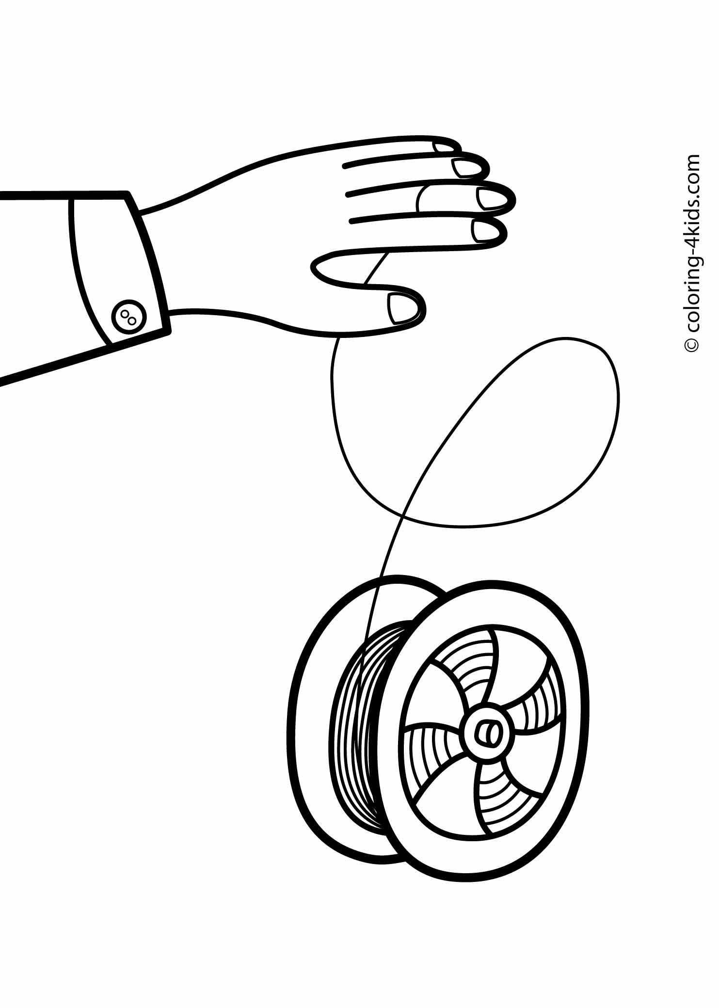 46 Top Coloring Pages Yoyo Pictures