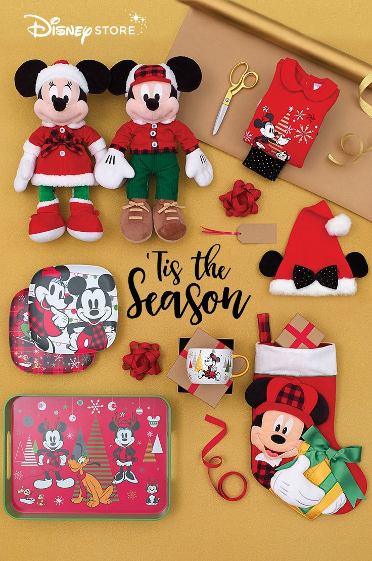 Disney Store Christmas gift guide is bursting with Disney magic to ...