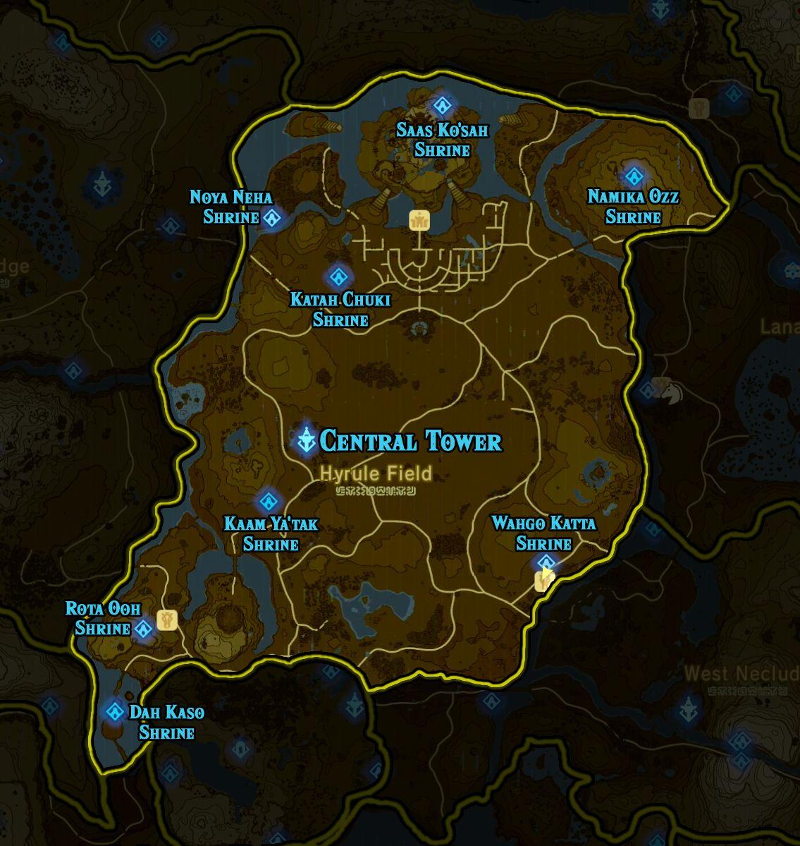 15 Zelda Botw Maps Ideas Zelda Breath Of Wild Zelda Map Zelda Breath