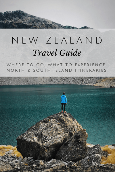 How To Get From North Island To South Island