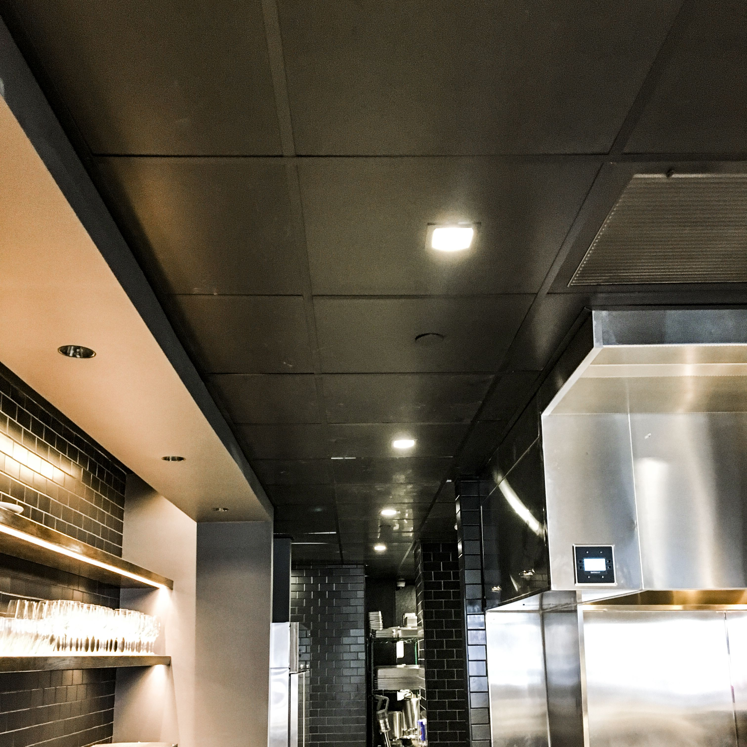 Looking For A Washable Ceiling Tile To Go Into Your Commercial Kitchen Look No Further We Have The Duraclean Smooth Tiles Available In Both White