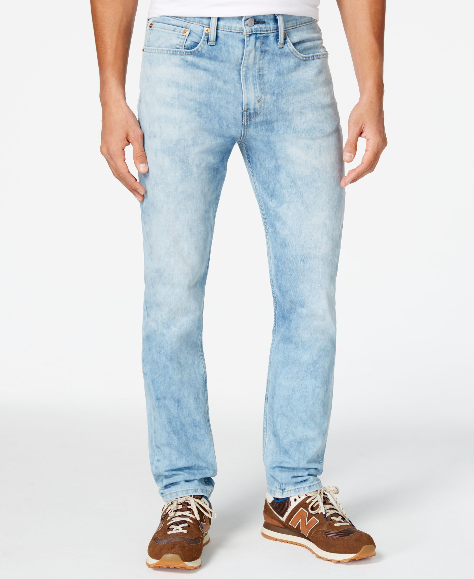 Levi's 508 slim fit jeans limited edition