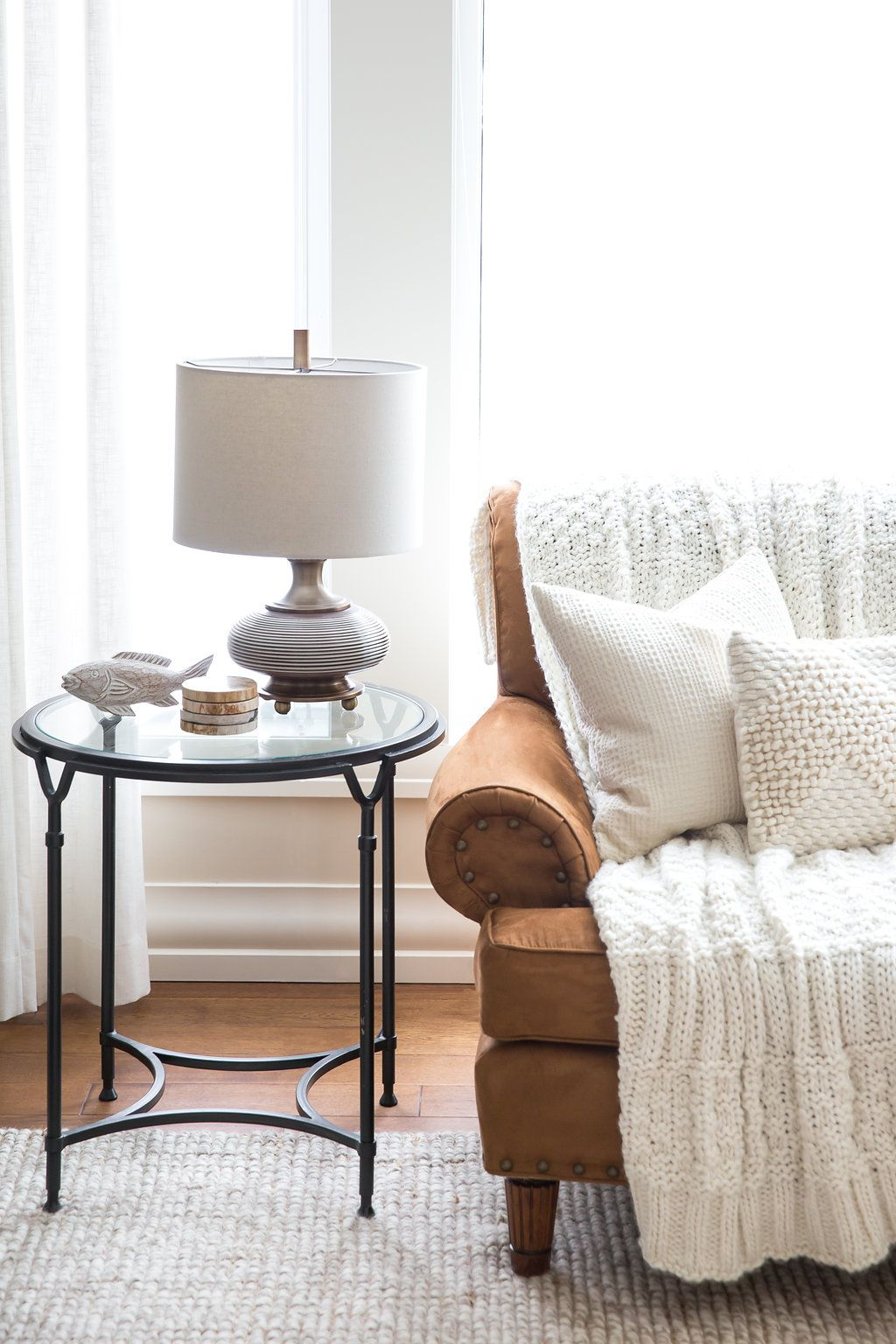 An Urban Cabin Living Room | Cabin, Urban and Upholstery