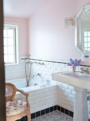 Celebrate Color White Subway Tile Bathroom Subway Tiles Bathroom Bathroom Design