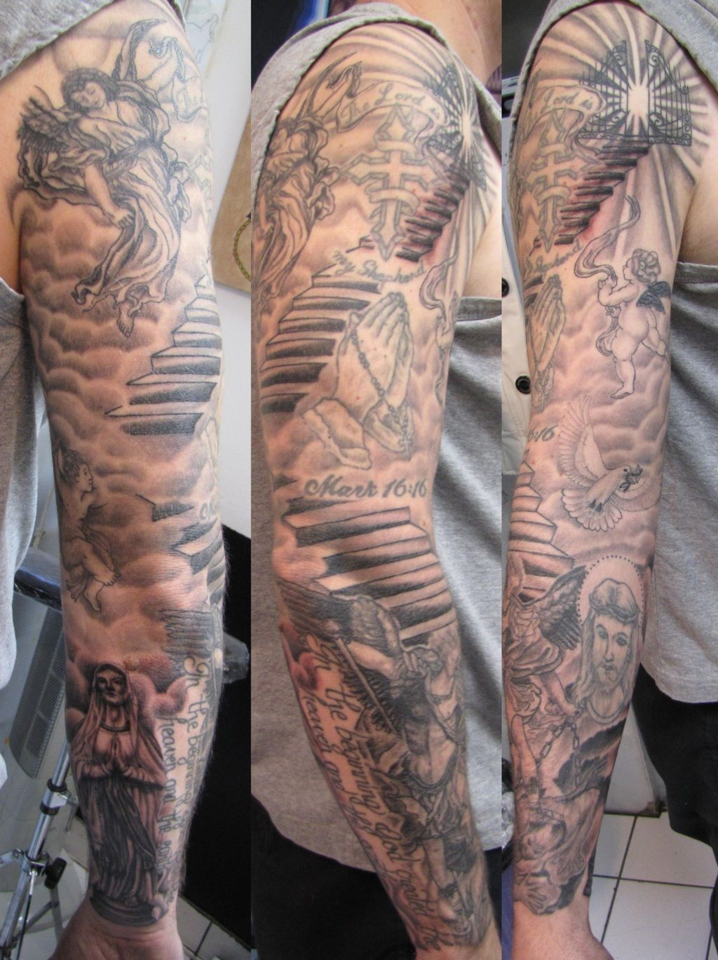 sleeves tattoo google zoeken tattoos pinterest. Black Bedroom Furniture Sets. Home Design Ideas