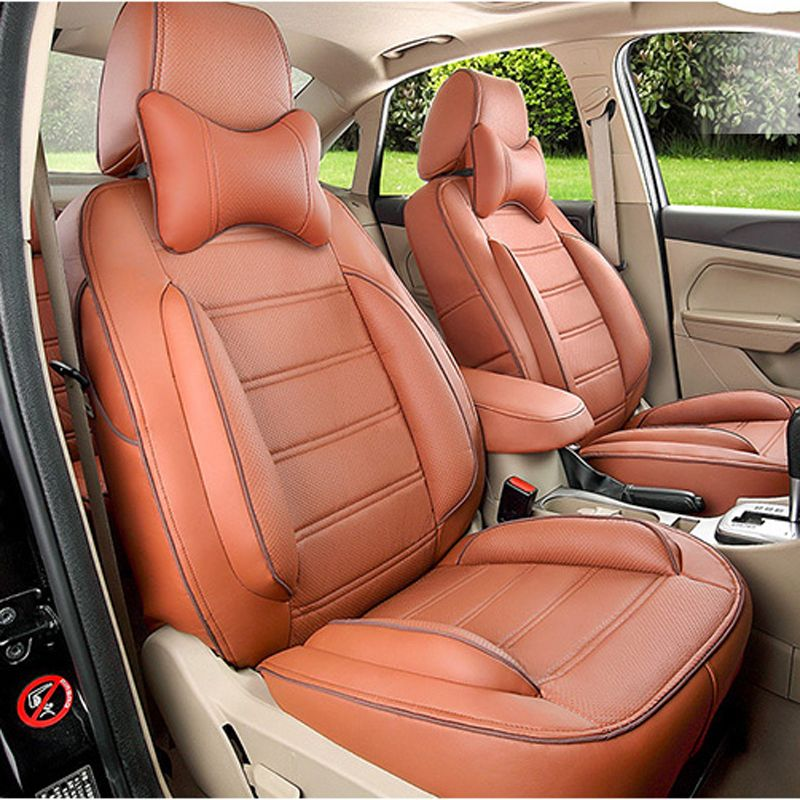 Covers Car For Lexus Ls Seats Cover Interior Accessories Pu