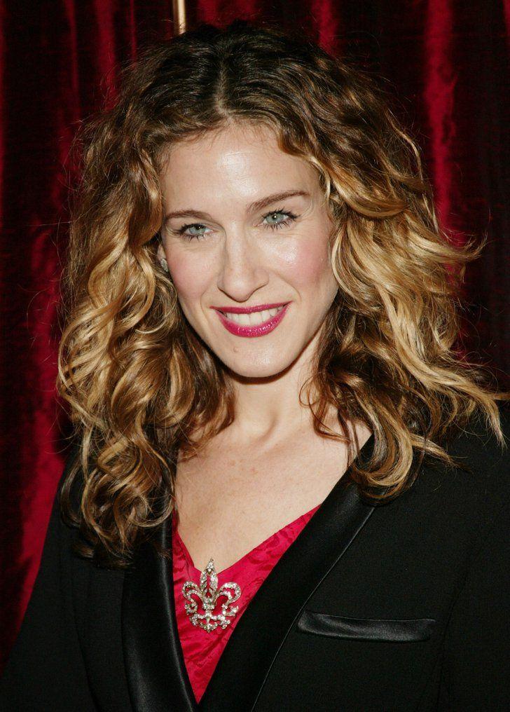Sarah Jessica Parker Curly Hair Styles Naturally Natural Hair Styles Damaged Curly Hair