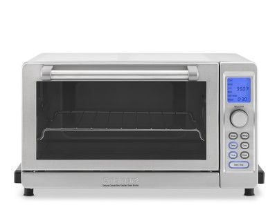 Cuisinart Deluxe Convection Toaster Oven Broiler Oven Oven Racks Toaster