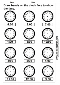 math worksheet : 1000 images about schooltime on pinterest  clock worksheets  : Clock Worksheet For Kindergarten