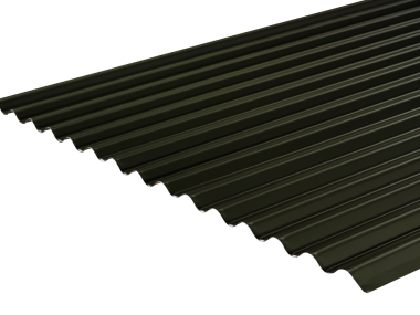 Image Result For Corrugated Steel Cladding Black Steel Cladding Corrugated Roofing Roofing Sheets