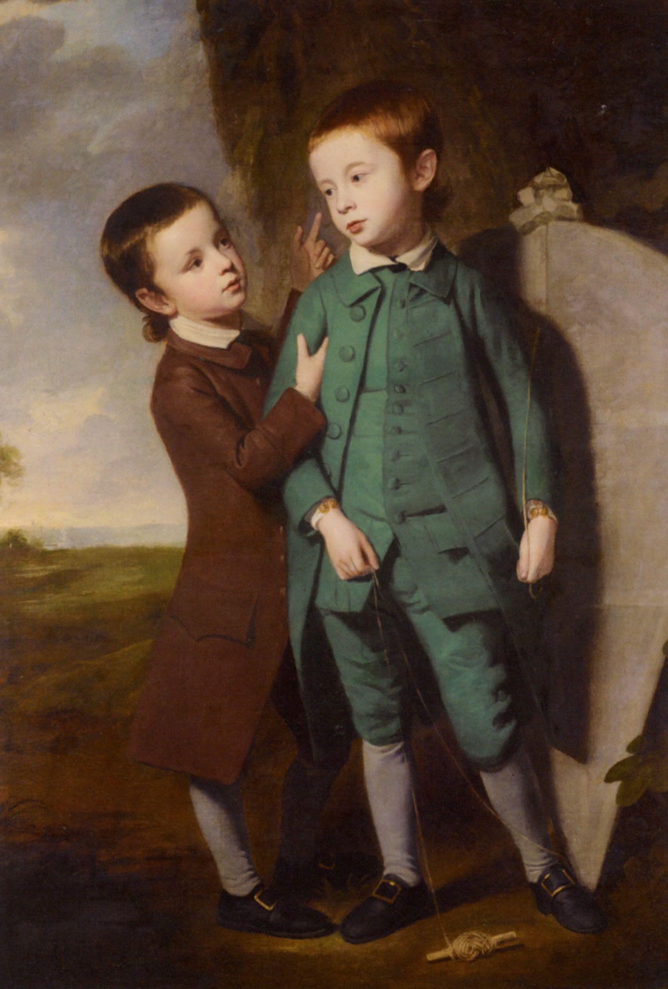 Αποτέλεσμα εικόνας για george romney painter