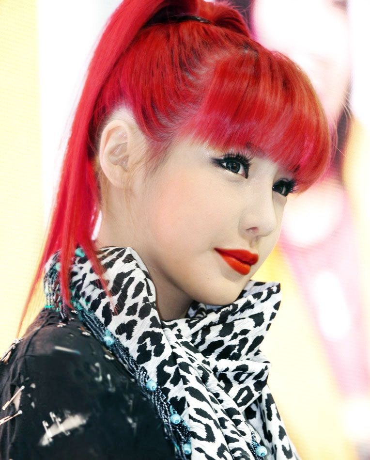 Red Hairm Actresses And Singers Pinterest Red Hair 2ne1