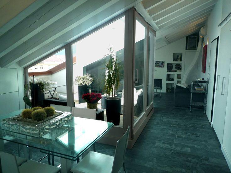 sottotetto terrazzo - Cerca con Google | Balcony | Pinterest ...