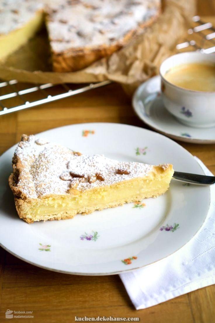 Photo of Fantastische Torta della Nonna, eine Italienische Spezialität #de