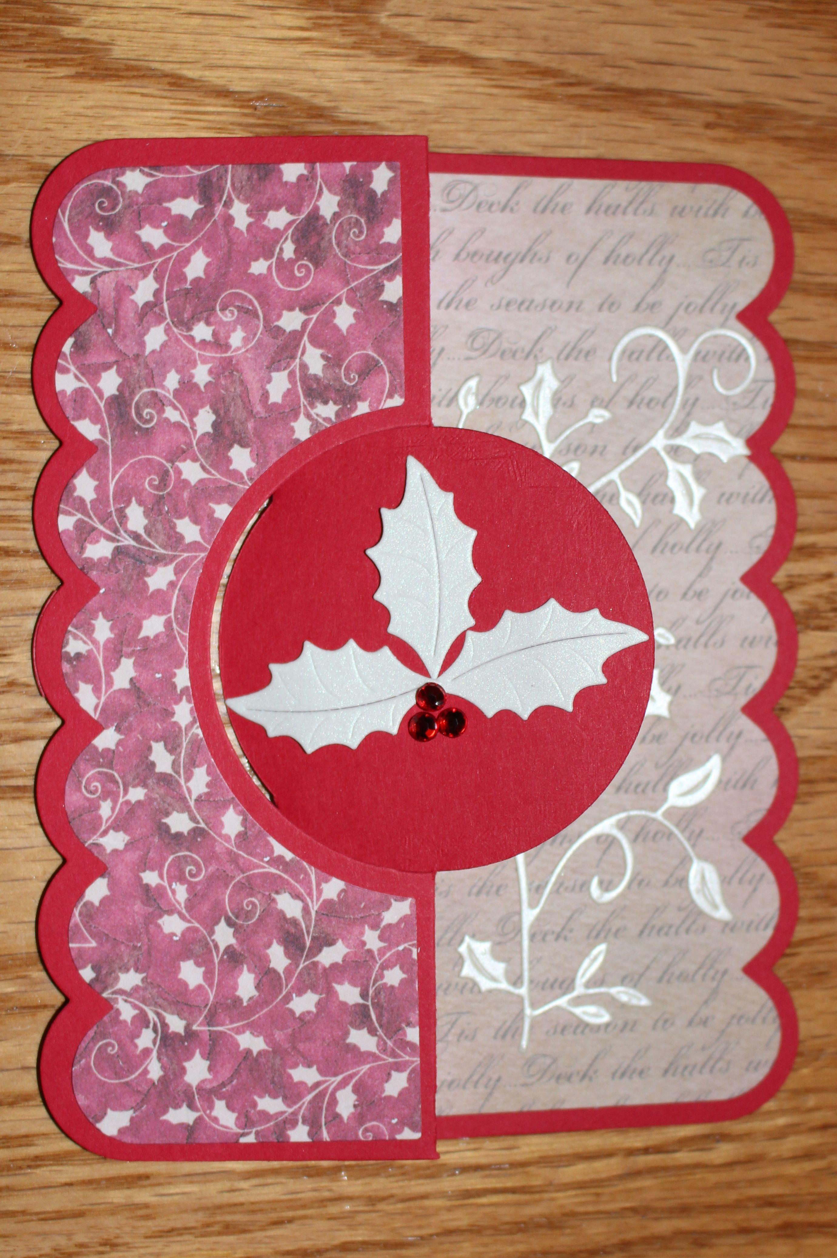 Made by karen kurtz my handmade cards pinterest cards flip