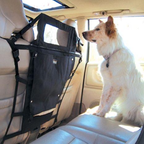 Dog Restraint Back Seat Barrier